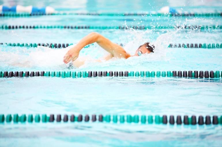 Morristown Boys Swimming Falls to Seton Hall Prep; 67-103