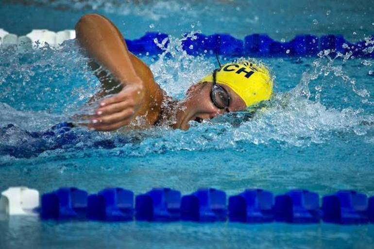 Girls Swimming: South Brunswick Outscores Marlboro in State Tournament Meet