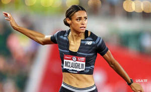 Sydney McLaughlin won her second Olympic gold medal in Tokyo on Saturday.
