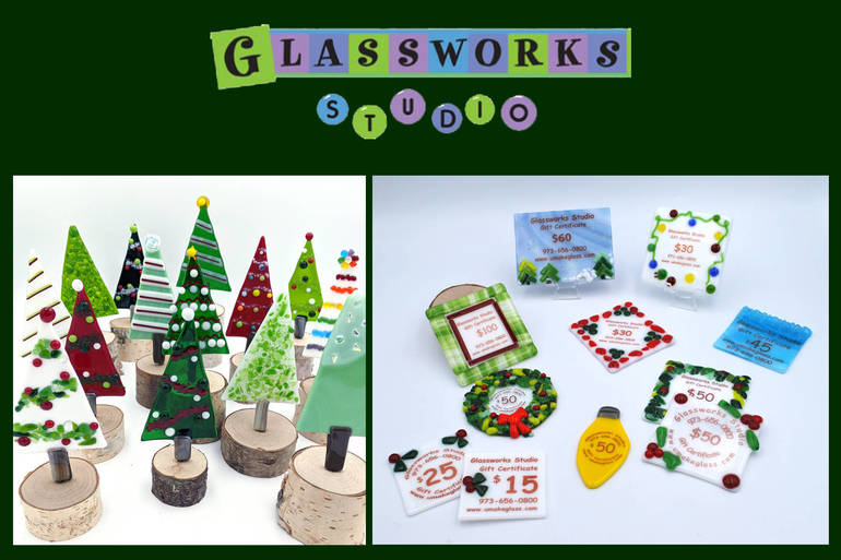 "Glass Works Offers ""To Go"" Glass Kits This Holiday Season"