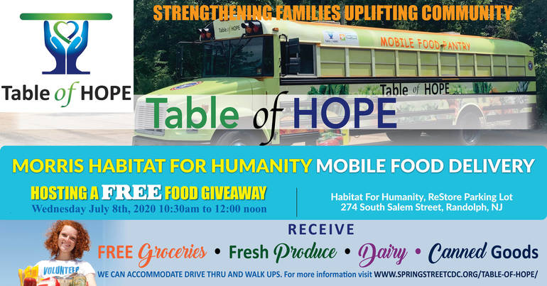 Table of Hope