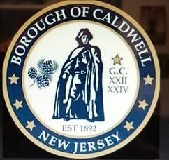 caldwell borough seal