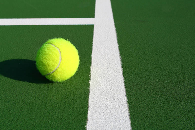 Kingsley Park Tennis Courts To Be Repainted