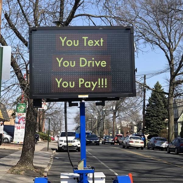 Edison Police Announce Special Traffic Enforcement Program