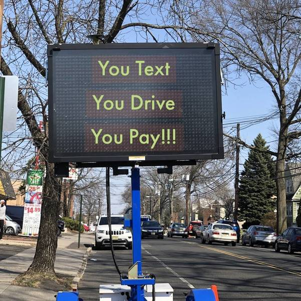 J.P. Stevens Students Compete In Contest To Make Distracted Driving PSA