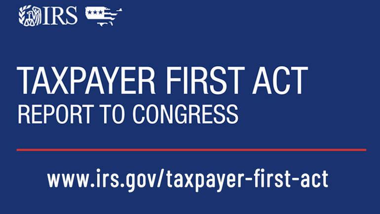 IRS Releases 2020 Progress Update; Report Details Unprecedented Year