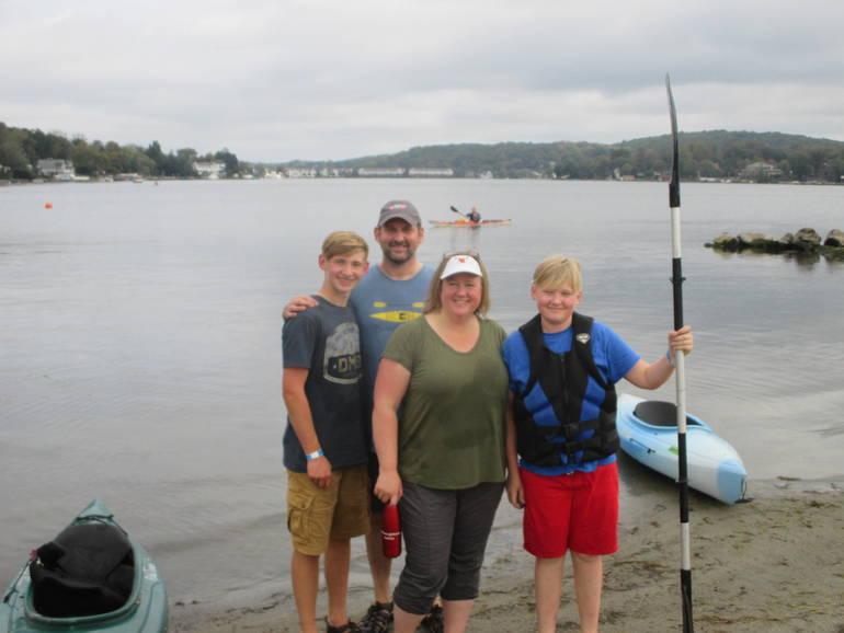 The Eppedio family at Lake Loop 2018 - Bill Woolley.JPG
