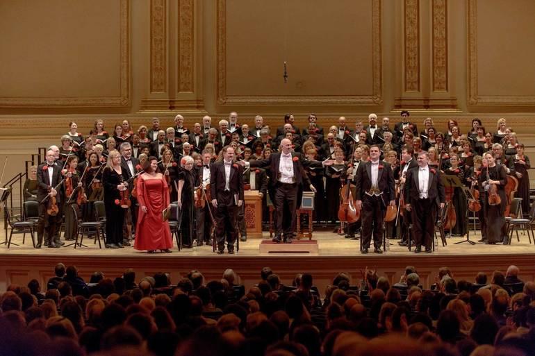 Masterwork Chorus Holds Fall Auditions