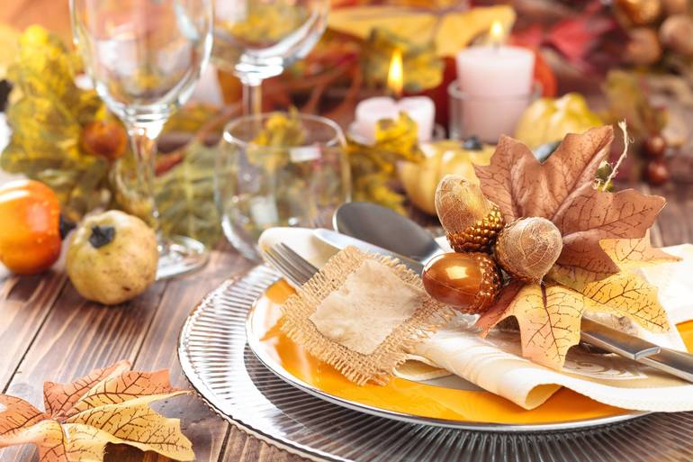 CDC Suggestions Could Make for a Very Unique Thanksgiving This Year