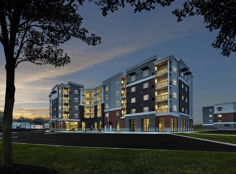 The Atwater Opens with 303 Luxury Waterfront Apartments in Bogota, NJ
