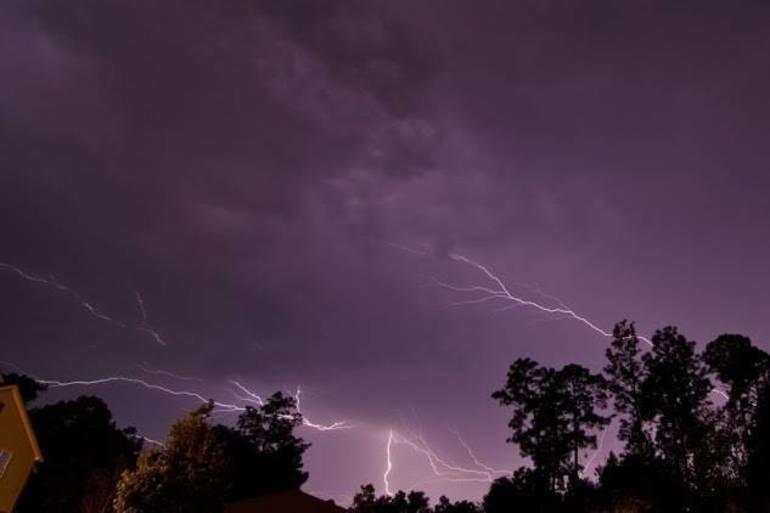 Westfield Under Severe Thunderstorm Warning Thursday Night