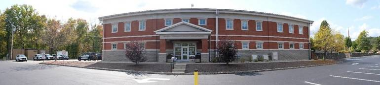 The Sparta Police Department building.  October 5, 2020.  Daniel Devine..jpg