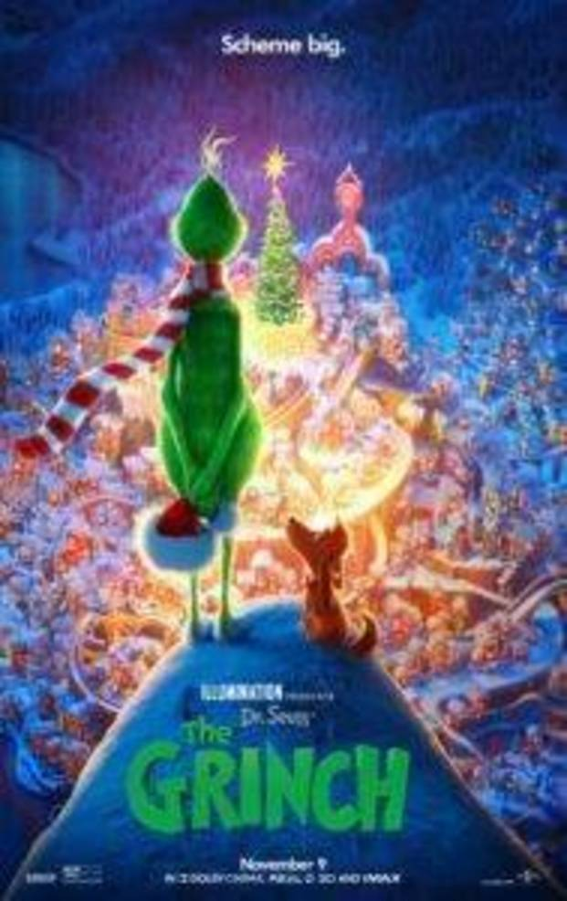 """Union County Freeholders Present """"The Grinch"""" on December 11, in Scotch Plains"""
