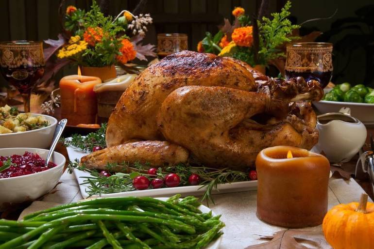 Easy At-Home Advice for Handling Food Safely this Thanksgiving