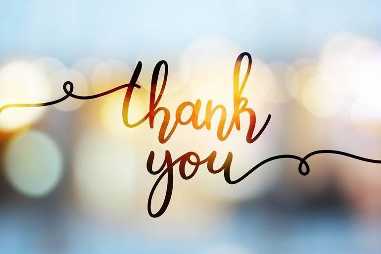 Heartfelt Thanks from Autumn Lake Healthcare of Berkeley Heights
