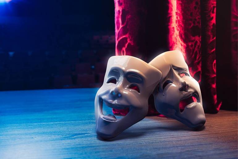 Studio Players Auditions: It's Only a Play