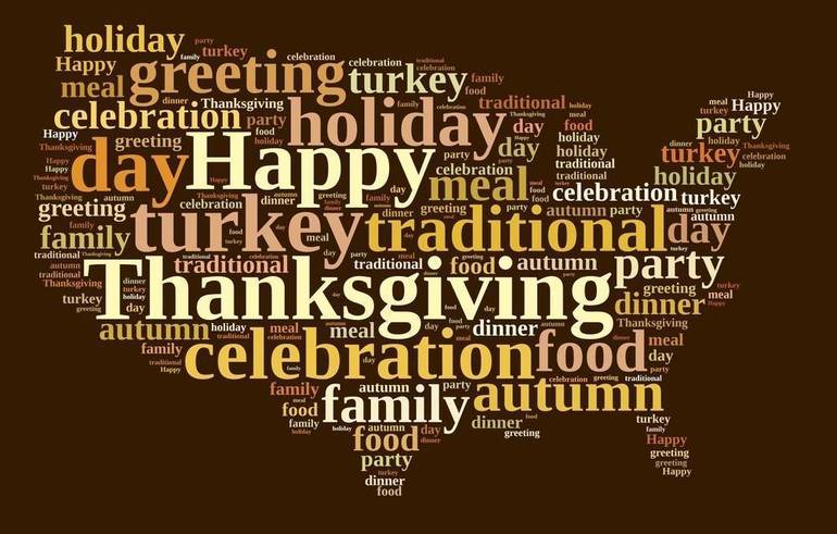 8 Thoughts to Share at the Thanksgiving Table Happy Thanksgiving from TAPinto
