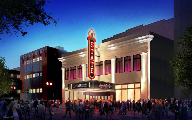 State Theatre Announces Virtual Groundbreaking Ceremony in New Brunswick Next Month