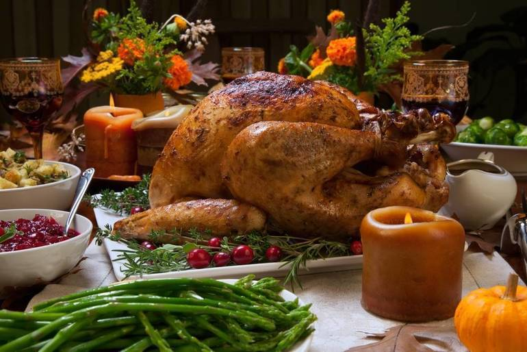 Free Thanksgiving Food Distribution at CCM for Denville Residents
