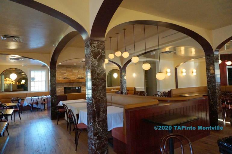 The dining room at Locanda Vecchia ©2020 TAPinto Montville 3.JPG