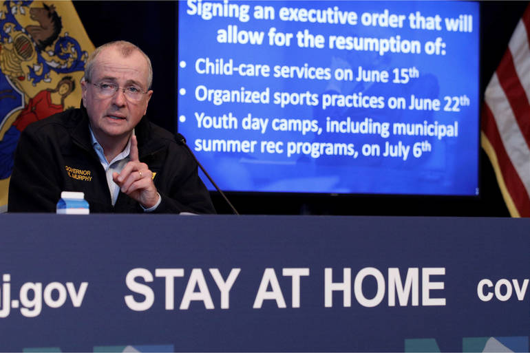 'First true steps of our restart' - Murphy lifts restrictions on child care