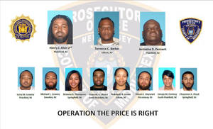 Two Springfield Residents Among 11 People Charged in Narcotics Distribution Ring