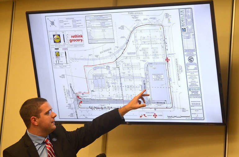 Tom Strowe points out the location of the Lidl supermarket at the Snuffy's property.png