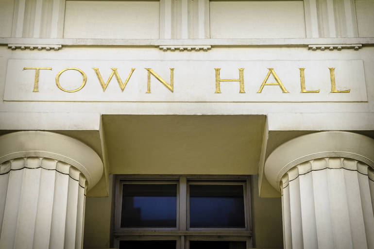 Bedford Virtual Town Hall with Legislator Covill
