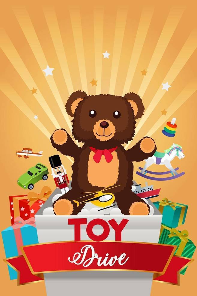 Gopal, Houghtaling, & Downey Host Holiday Toy Drive
