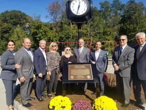 Thomas J. Tucci Sr. Playground Dedicated in Cedar Grove