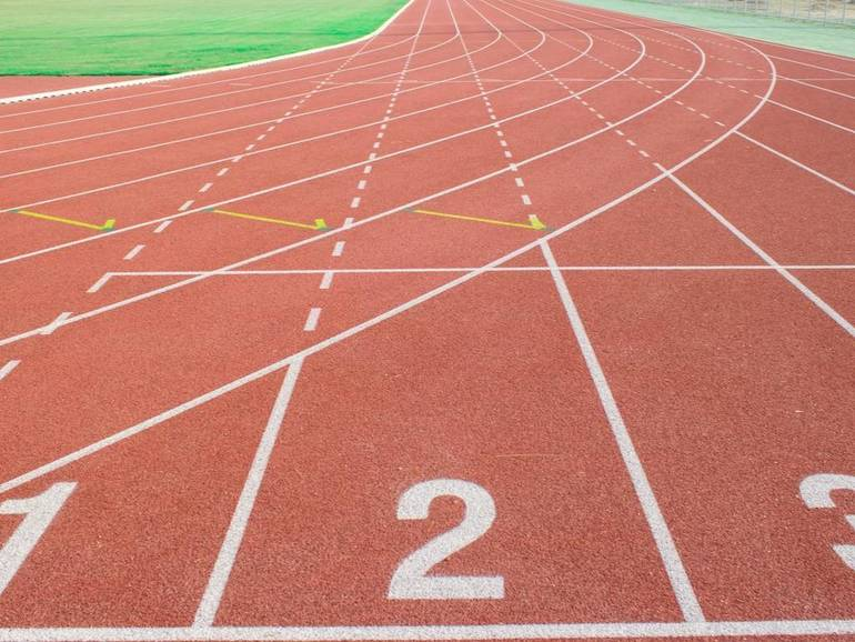HS Track:  Hasbrouck Heights Competes at Coach Glynn Holiday Festival