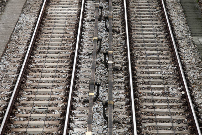 Train Delay Due to Downed Wires Near Tabor Road in Parsippany