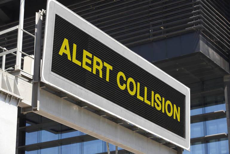 Traffic Alert:  Multi Vehicle Accident on Rt. 287
