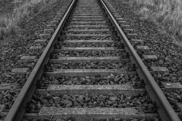 Lake Hiawatha Man Pushed onto Train Tracks