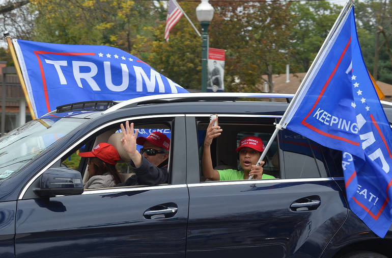 Trump Truck Parade passes through Scotch Plains-Fanwood.png