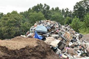Westfield trash storm Ida