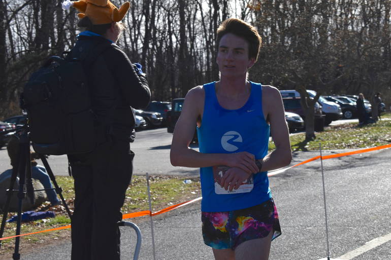First Place Finisher is from Scotch Plains