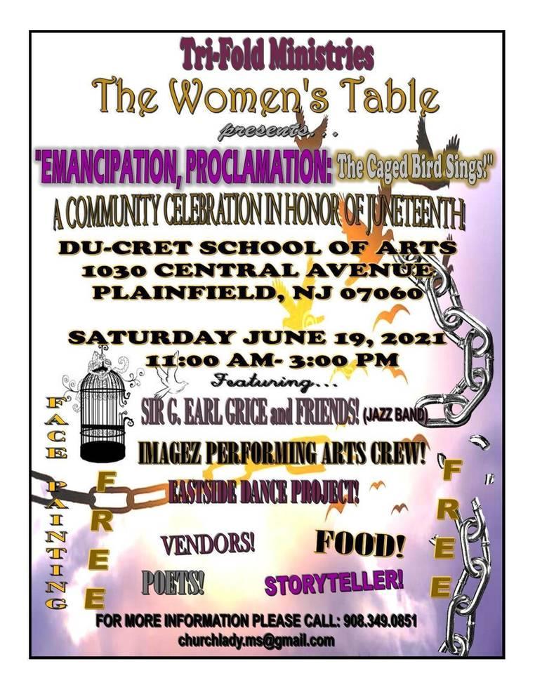 A Juneteenth Celebration at duCret School of Art