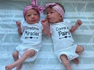 NJ Twins Born in Different Months