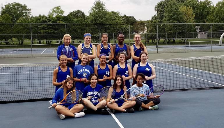 uc girls tennis team 2019.jpg
