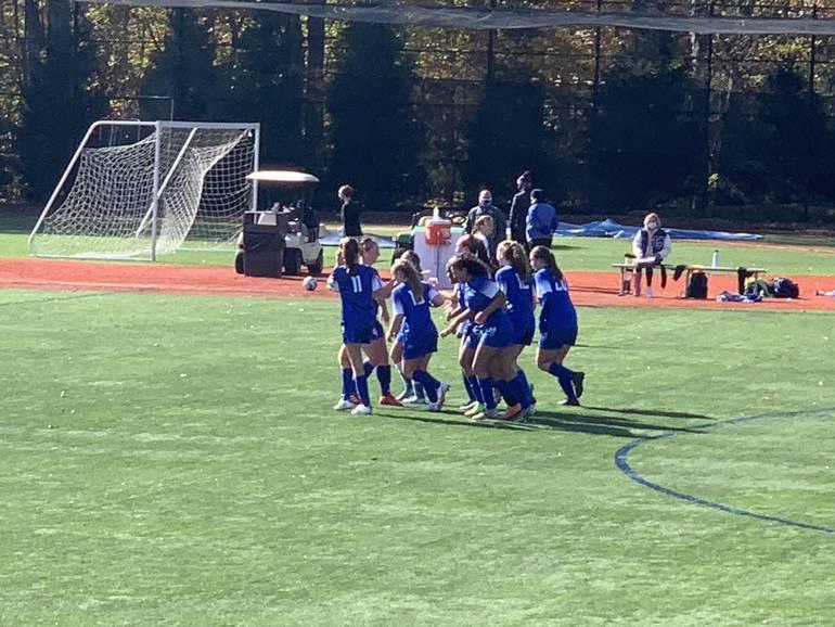 Girls Soccer: Union Catholic Explodes for 10 goals in Win Over Roselle Catholic in UCT