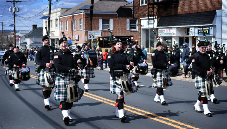 Union County Police and Fire Pipes & Drums