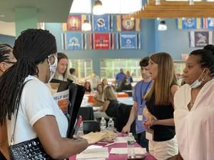 Union County Job Fair Draws a Crowd as Employers Face Recruiting Challenges