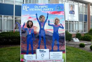 Hundreds in Scotch Plains Watch as Hurdler Sydney McLaughlin Reaches Olympic Semifinals