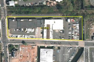Union County seeks to build a new government complex on the site of the county's motor vehicle services division in Elizabeth.