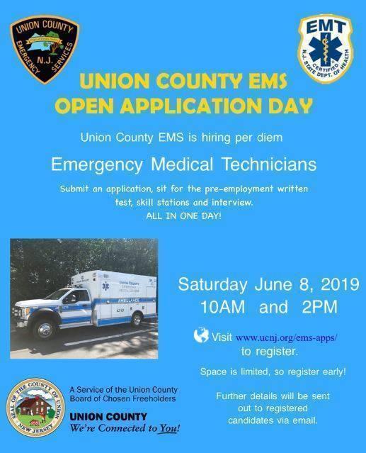 Union County hiring EMTs.JPG