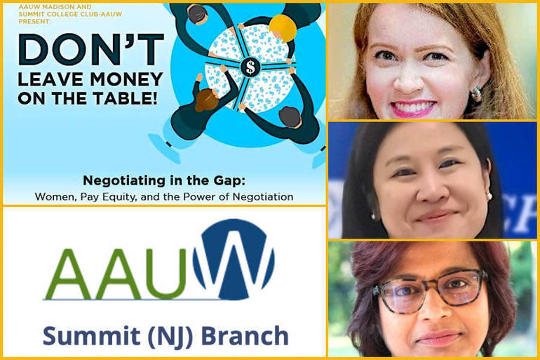 Mind the Gap: Pay Equity Status Topic of Virtual Panel Discussion Mar. 2