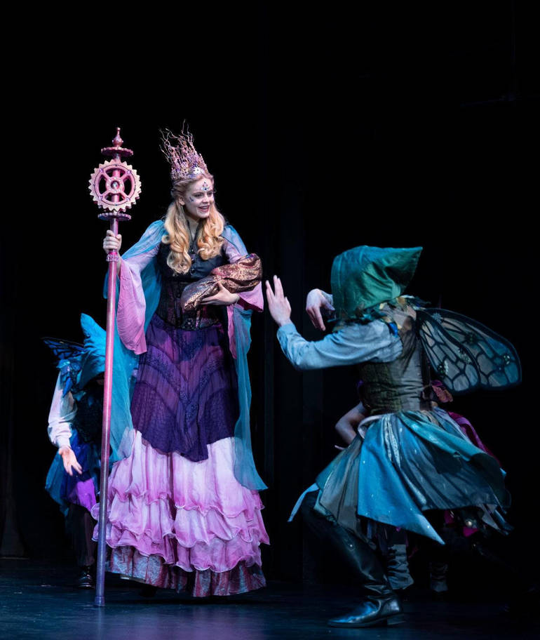 Shakespeare Theatre of New Jersey, A Midsummer Night's Dream