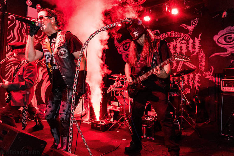 Using Universal Language of Music to Teach Lessons of Friendship,  Summit Teacher Paul Fessock Launches 'Heavy Metal Harry'