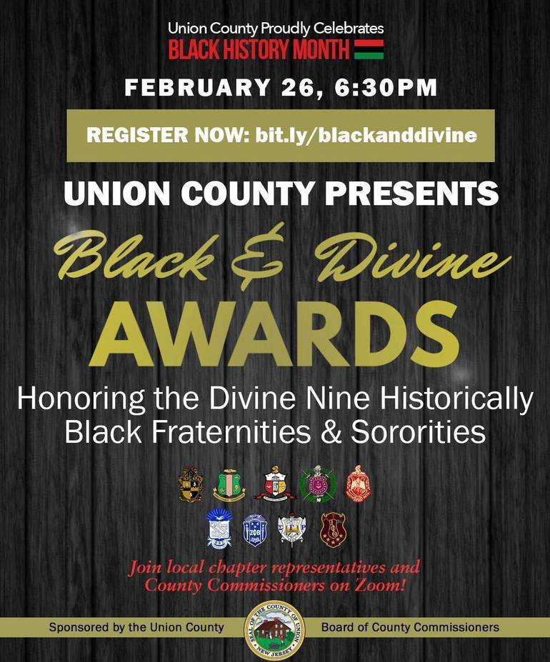 Black History Month Celebration Continues in Union County with Spotlight on Divine Nine